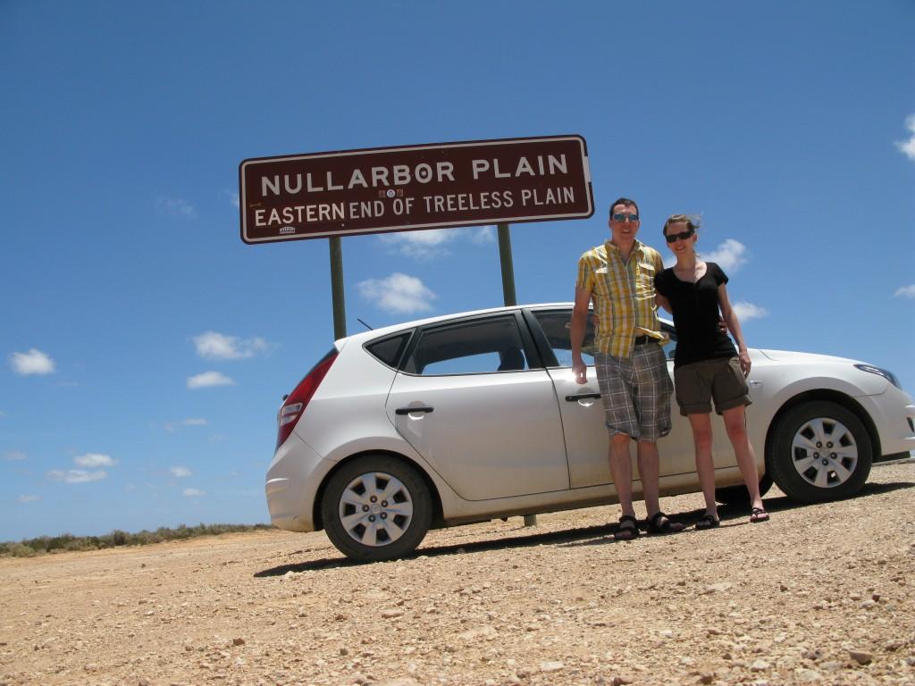 Start Nullarbor